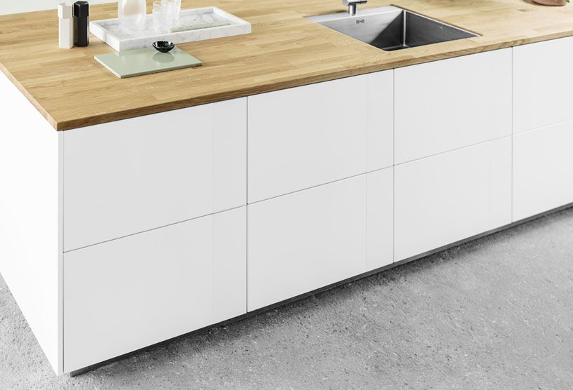 Küchenregal klein ~ Ikea hack reform danish architects kitchen designboom 02