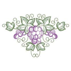 Rippled heirloom grapes 08sm machine embroidery designs how to rippled heirloom grapes 08sm machine embroidery designs dt1010fo