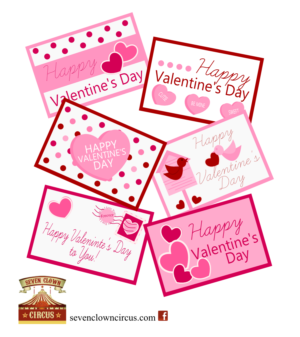 Free Printable Valentines Cards For Teachers Printable Valentine