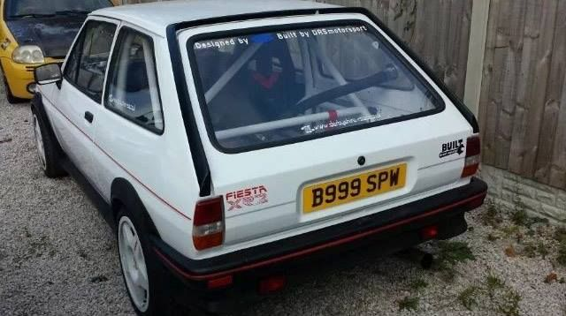 For Sale 260 Bhp Rs Focus Fiesta Xr2 Retro Cars Classic Fords