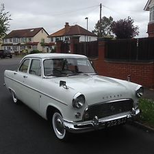1960 Ford Consul Mk2 Classic Cars British Ford Classic Cars