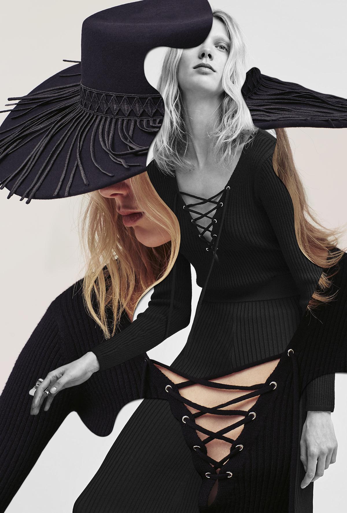 Pablo Thecuadro's Mastery of Fashion Photo Collages – Fubiz Media