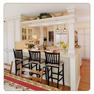 Small kitchen decorating on kitchen bar ideas kitchen for Small bar area ideas
