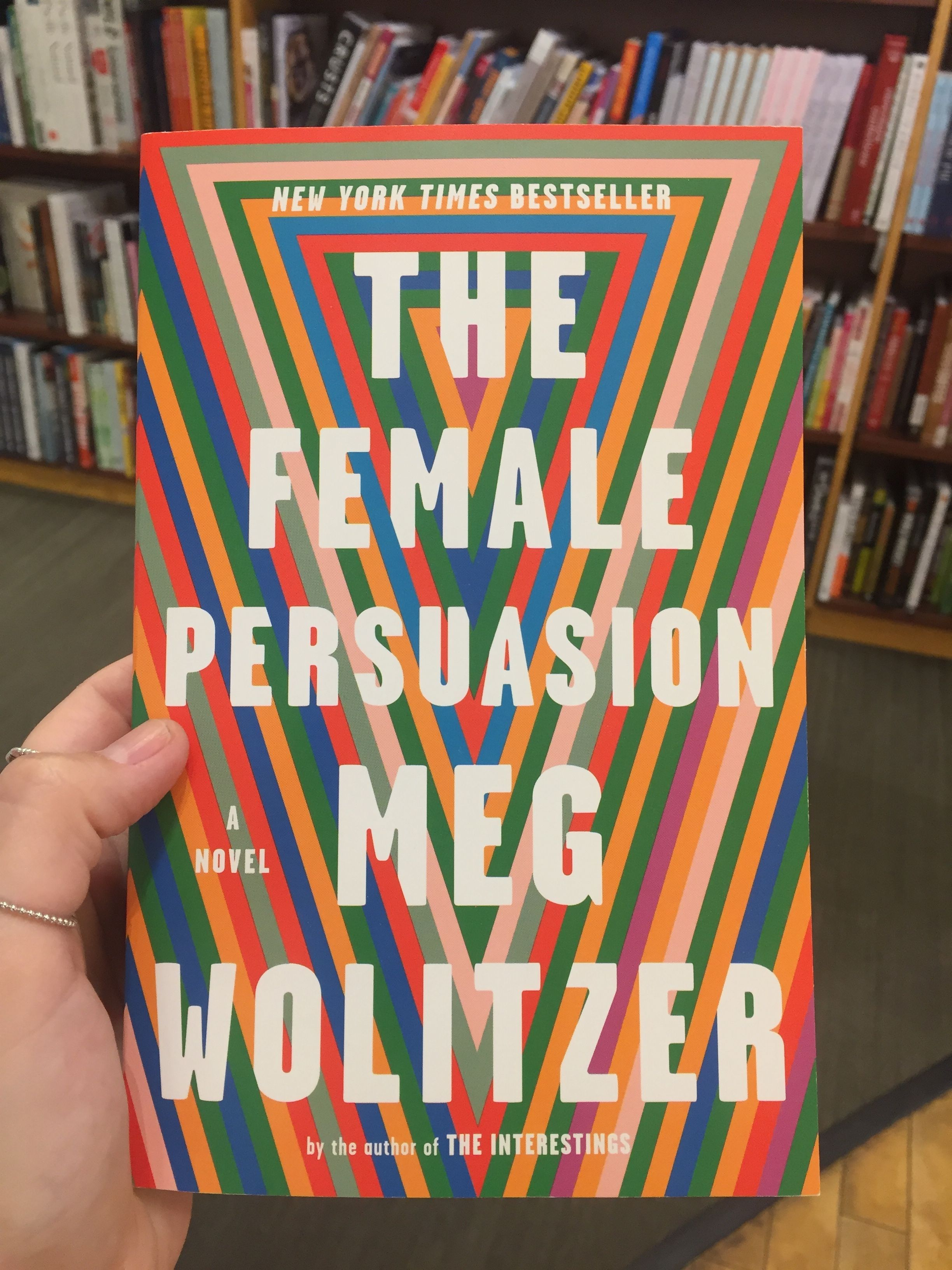The female persuasion #bookcover | Best book covers, Book ...