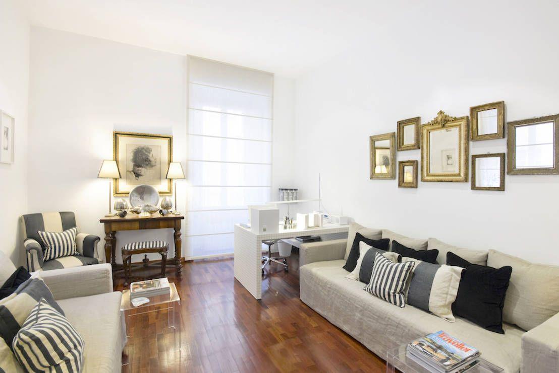 Come arredare casa con uno stile classico e moderno idee for Case interni bianchi