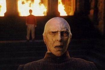 4 Badass Fictional Revolutions You Never Realized Are Stupid Voldemort Lord Voldemort Harry