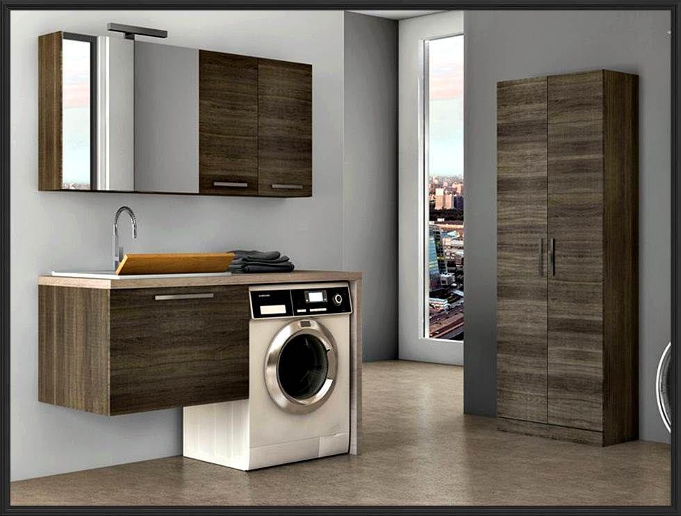 Genial Badezimmer Schrank Waschmaschine | Möbel Referenz