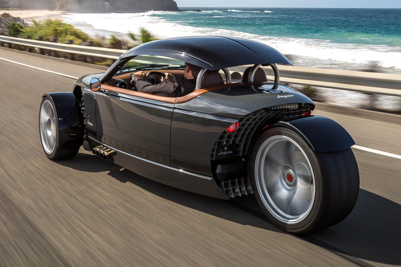 models speedster venice edison laguna vanderhall motor works futuristic cars three wheeled car cycle car vanderhall motor works