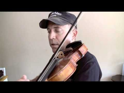 Bile 'Em Cabbage Down instruction from youtube fiddlerman