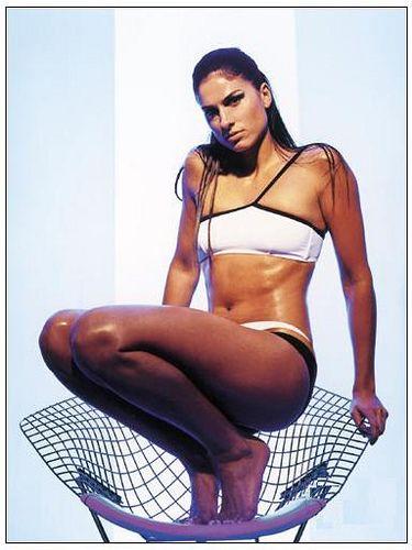 Gabriella sabatini bikini