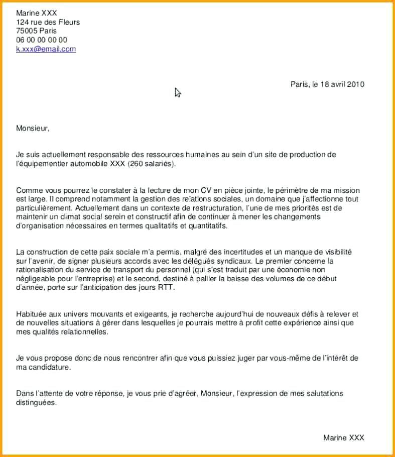 13 Lettre De Motivation Assistant D Education Avec Experience Exemple Motivation Motivation Education