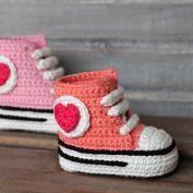 Baby Moccasin Fringe Booties crochet pattern - Allcrochetpatterns.net