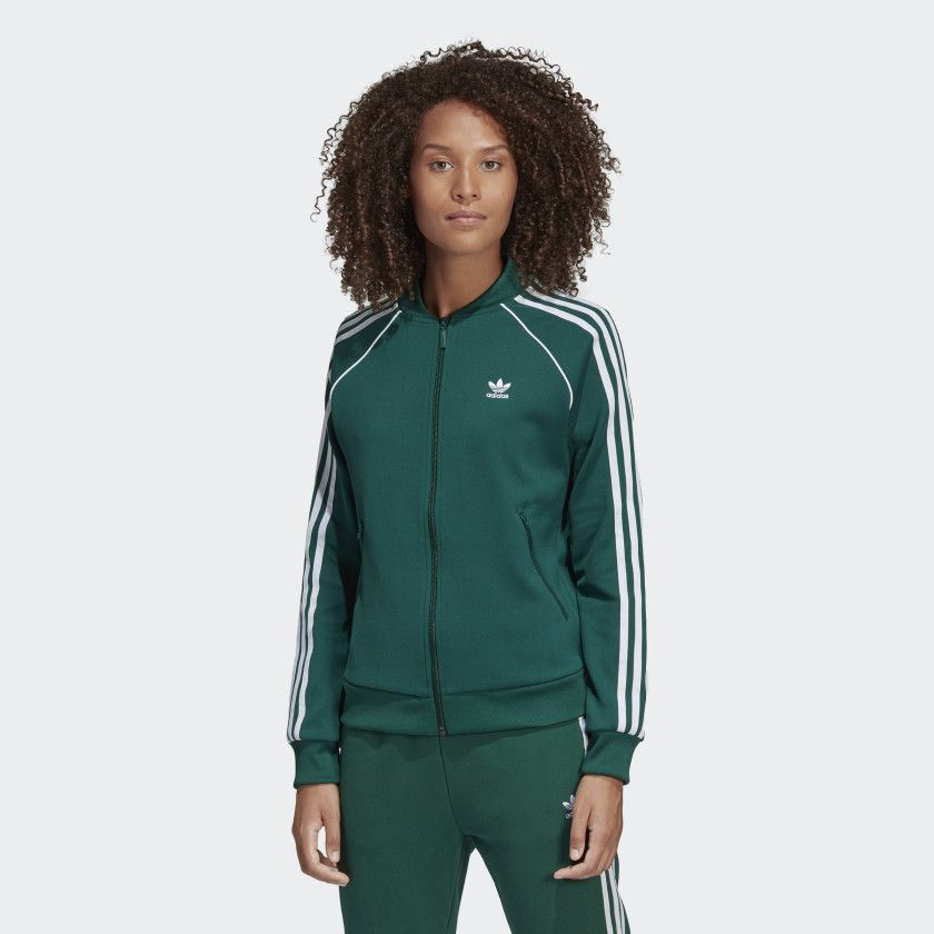 740df82509 SST Track Top in 2019 | tracksuit | Adidas, Jackets, Adidas jacket