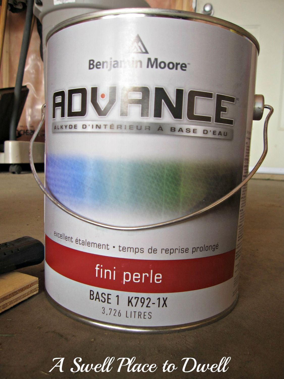 Benjamin Moore Advance   How To Paint Kitchen Cabinets