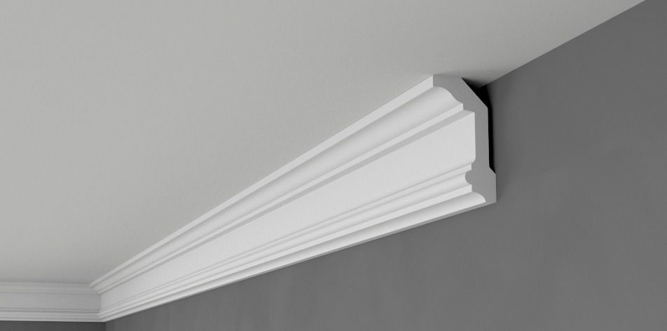 Coving Cornice XPS Polystyrene BSX6 Cheapest LARGE SIZES MANY TYPES Quality 2M
