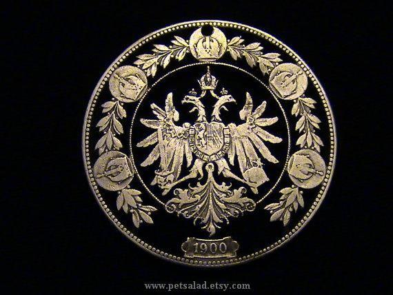 Austria - 5 corona - 1900 - Double-Headed Eagle