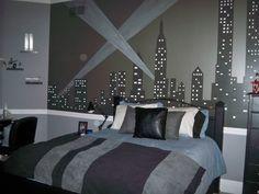 New York Bedroom Idea!!!