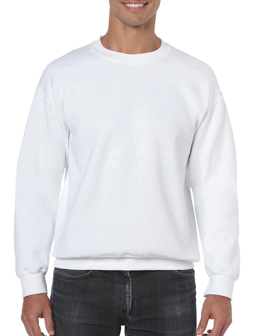 G180 Gildan Heavyweight Blend Crew Neck Sweatshirt 18000 Mens Crewneck Sweatshirt Crew Neck Sweatshirt Sweatshirts [ 1280 x 979 Pixel ]