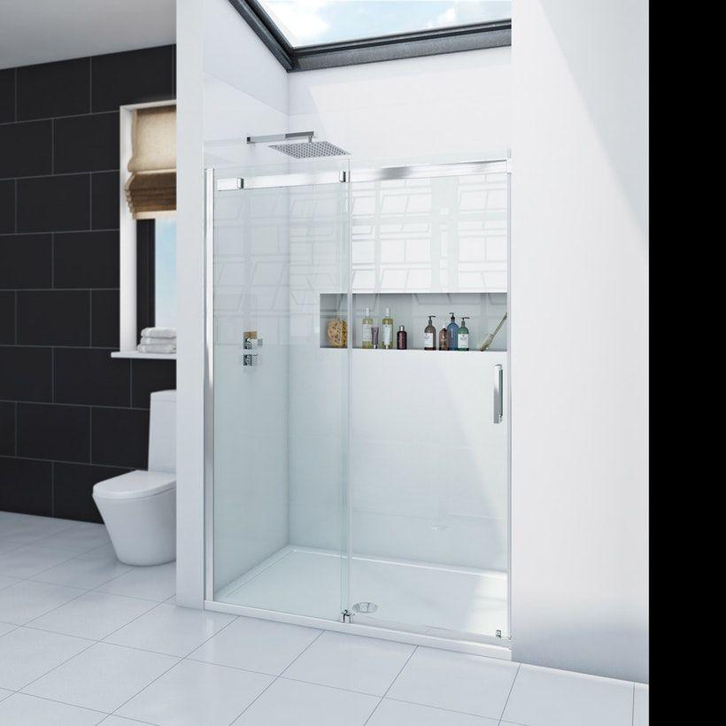 Zenolite plus ice acrylic shower wall panel 2440 x 1220 | Acrylic ...