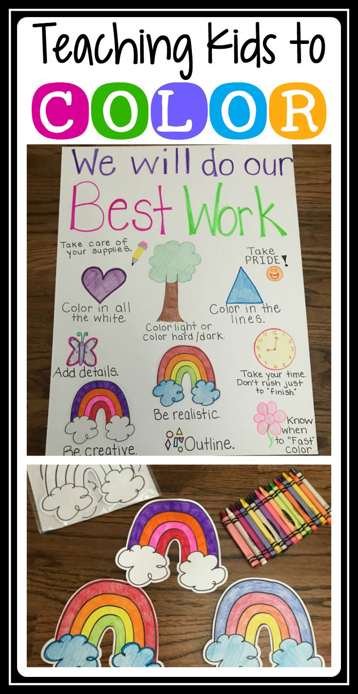 1st Week of School Activity for Kindergarten2nd Grade