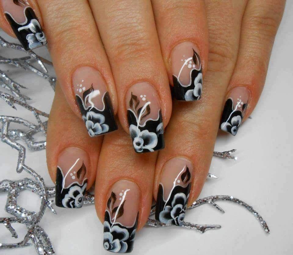 Pin by sandri cr on manicura pinterest fun nails