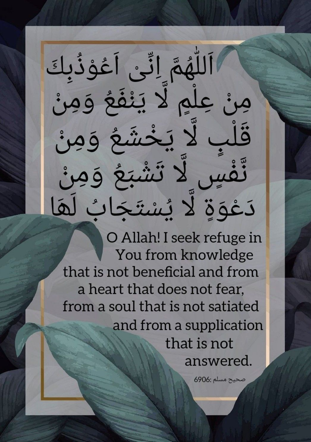 Pin by UmmAhmed on Dua Do not fear, Knowledge, Lettering