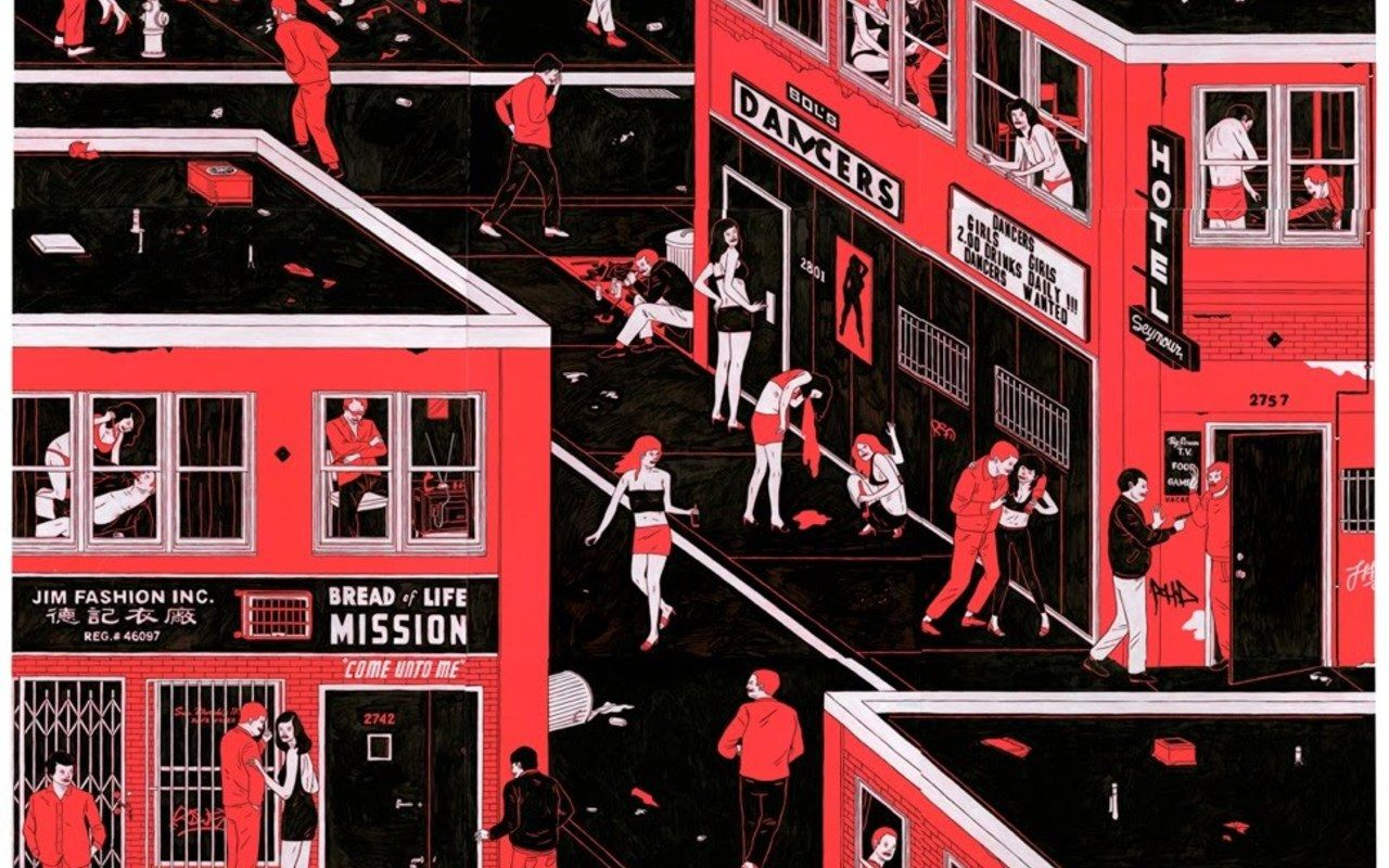 Cleon Peterson End Of Days Recommends