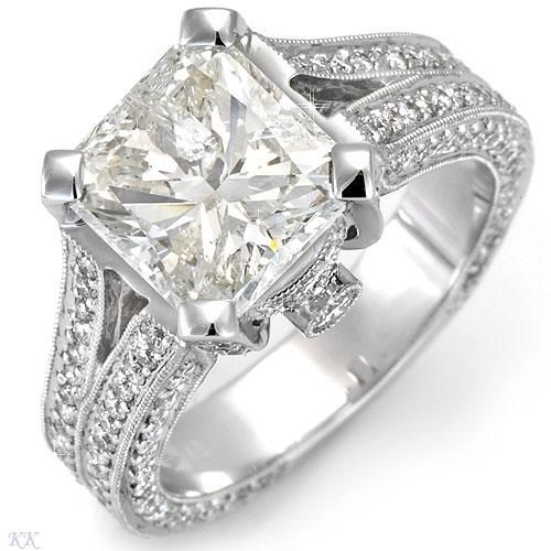 Fashion For Expensive Diamond Wedding Rings Women