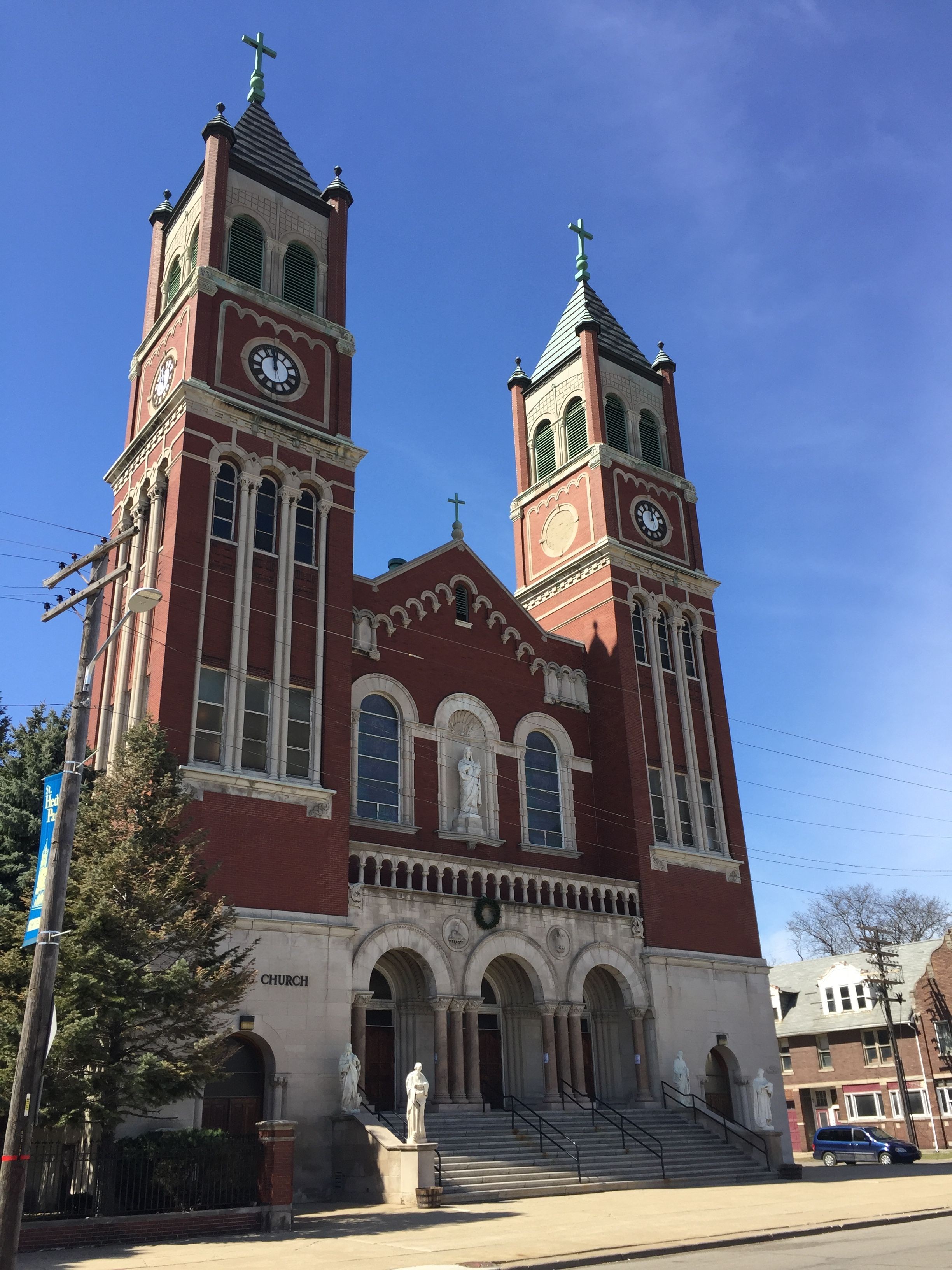 St hedwig southwest detroit cathedrals pinterest hedwig st hedwig southwest detroit aiddatafo Choice Image