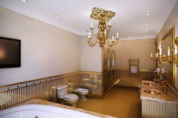 Buckingham Palace Bathrooms Sda