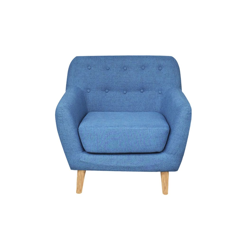 Buy Luxo Lovenholm Single Seater Scandinavian Sofa Cyan Azure Online Australia Comfy Office Chair Sofa Design Scandinavian Sofas