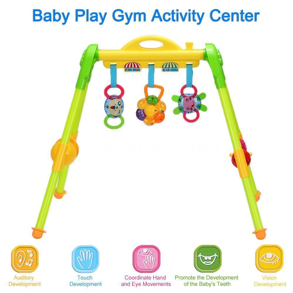 Best Baby Activity Center Gym Learning Exercise Toy For 0 1 Year Old Babies I8f8 Best Toys For 1 Year Old Toys Fo Baby Activity Center Play Gym Baby Play Gym