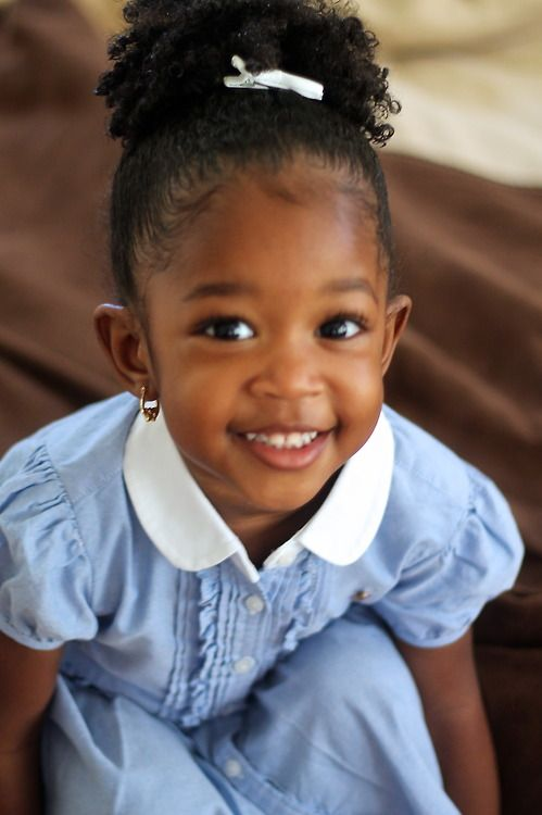 CurlsUnderstood.com: Look at this cutie!!! Natural hair ...