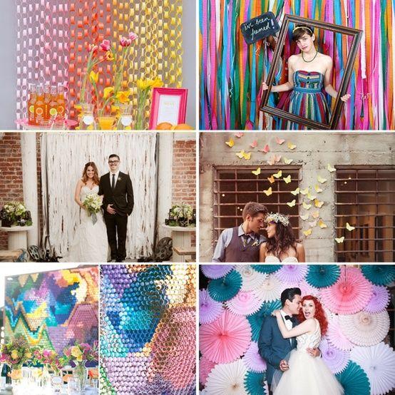 Diy White Photo Backdrop Ideas Backdrops Paper Backdrops