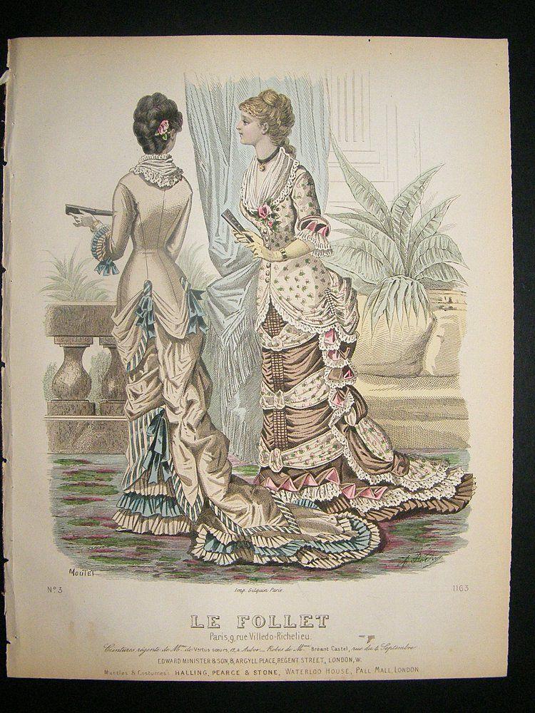 Le Follet 1879?