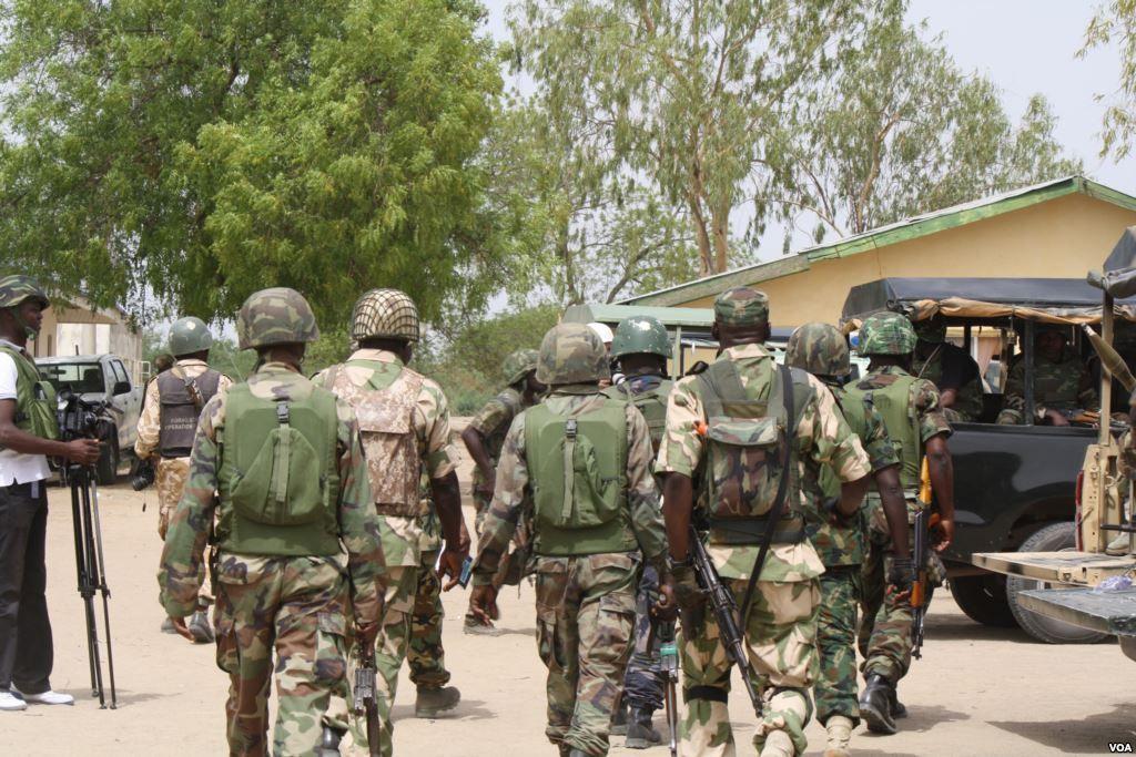 Breaking Biafra Heavy Gunshots Around Nnamdi Kanu S Residence