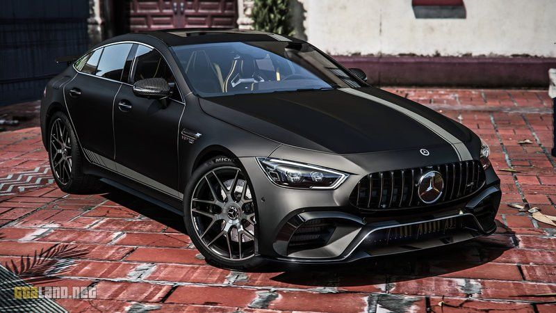 2018 Mercedes Benz Amg Gt 63 S 2018 In 2020 Mercedes Benz Amg Mercedes Amg Car