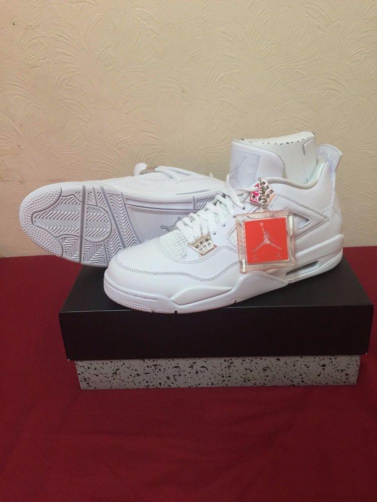 Nike Air Jordan 4 Retro Pure Money BNIB