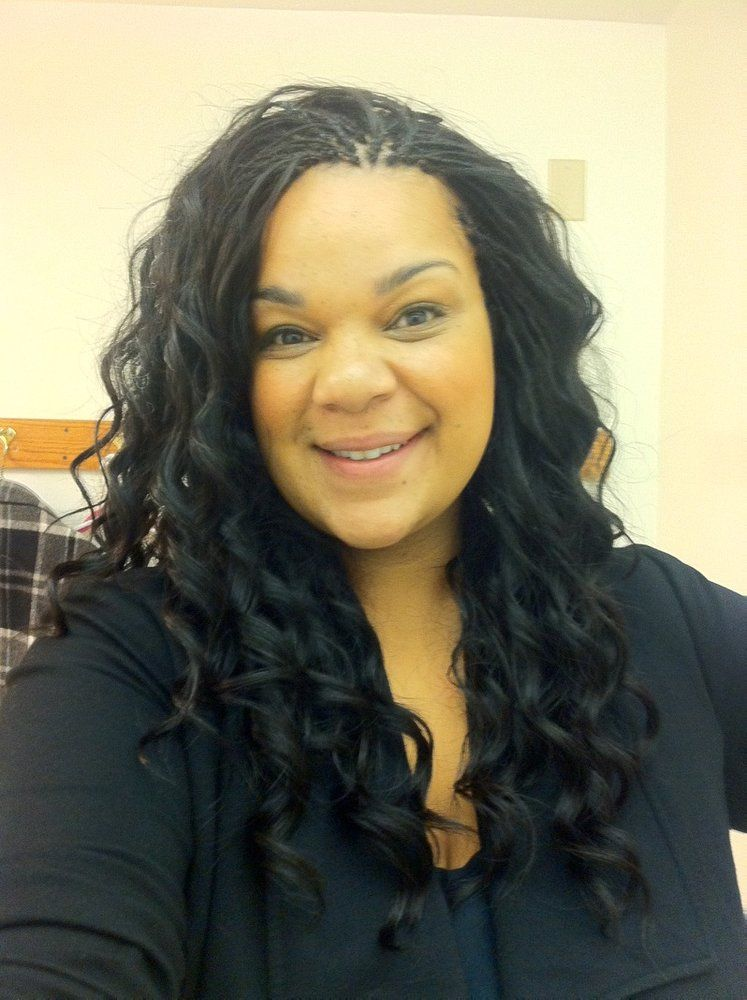 Tree Braids With Sew In Weave In The Middle Yelp Tree Braids