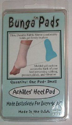 Achilles Heel Gel Pad Bunga Pads