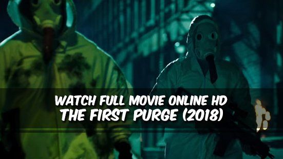 watch the first purge online for free