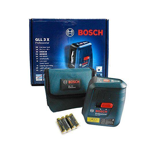 Bosch Gll 3x Professional Compact 3 Line Laser Bosch Http Www Amazon Com Dp B00kwu6vjc Ref Cm Sw R Pi Dp Yus Wb0xfhw3x Ee Rec Bosch Laser Levels Laser