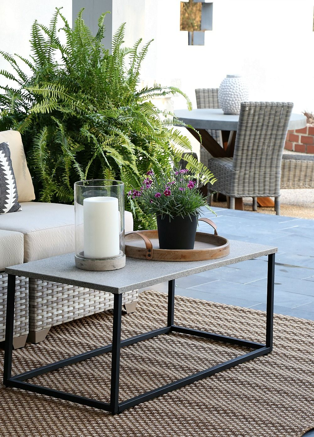 Outdoor Patio Decor Furniture And Accessories