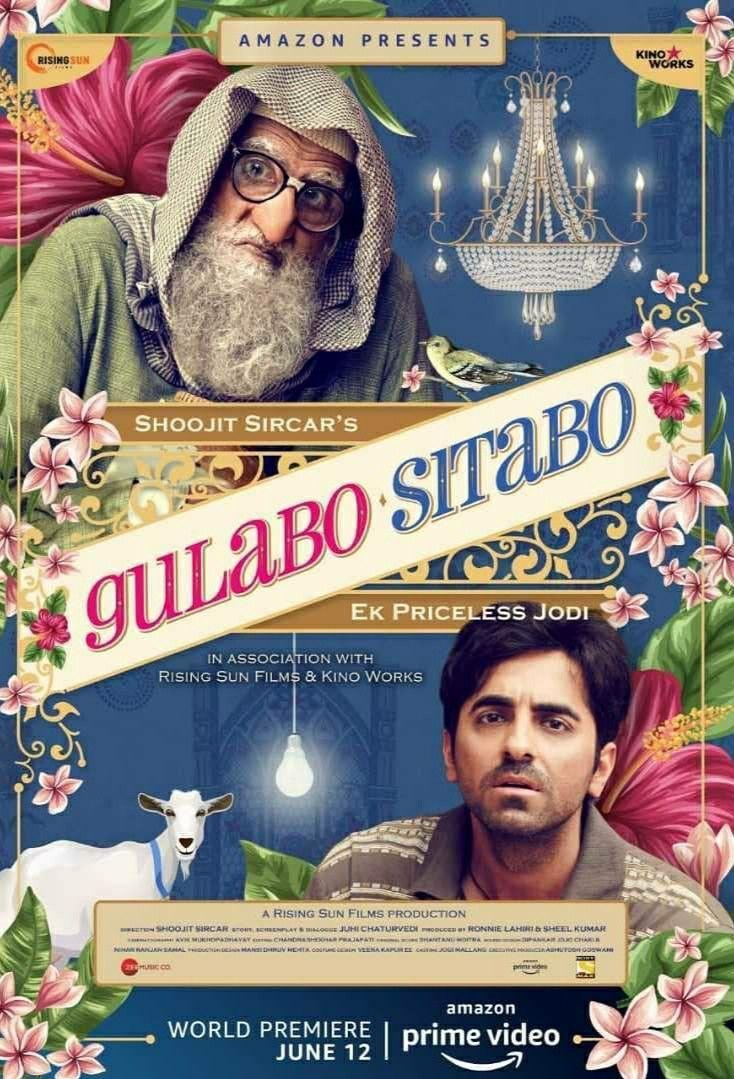 "Ayushmann Khurana New Film, title ""Gulabo Sitabo"" Will"