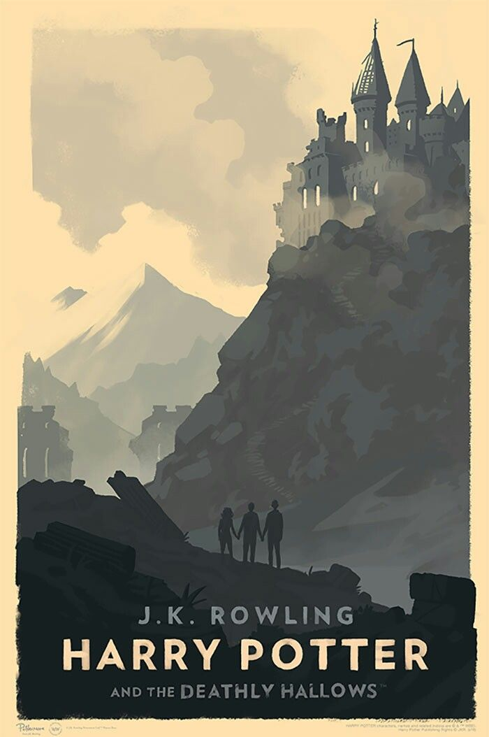 Pin By Jacob Somerville Baddeley On Harry Potter Wall Harry Potter Poster Harry Potter Book Covers Rowling Harry Potter
