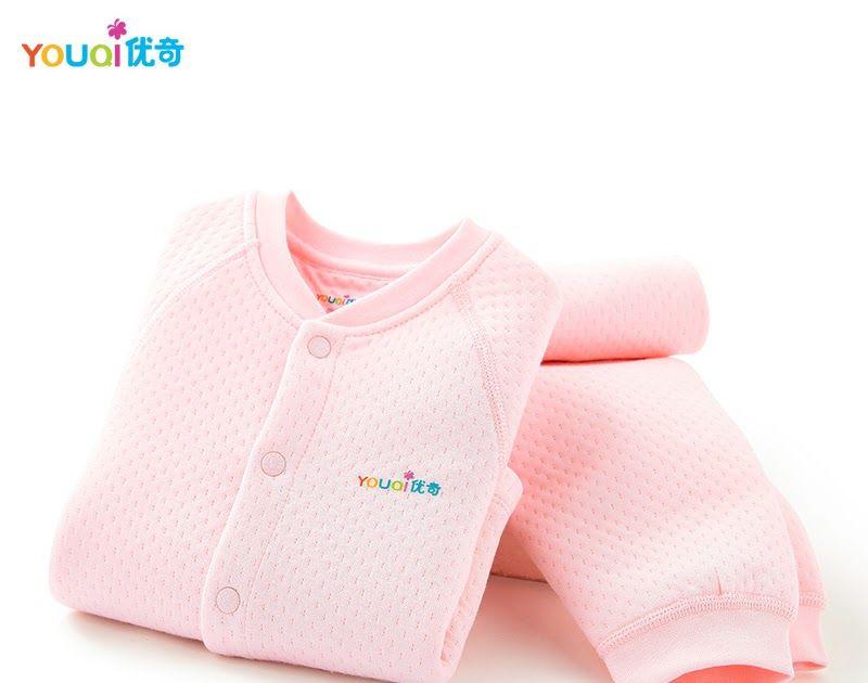 e679b754a Big SALE YOUQI Winter Baby Clothing Set Warm Baby Boy Clothes Brand ...