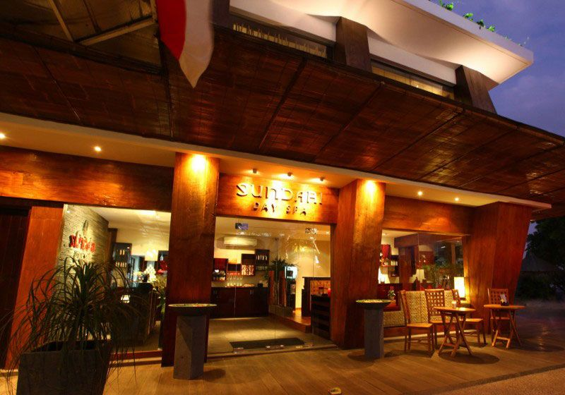 Sundari Day Spa Bali Indonesia South East Asia Spas Wellness