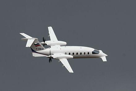 P180 avanti - three surface aircraft