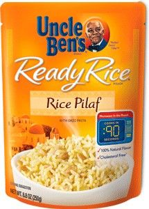 Http Www Worldgrocerystoreandmore Ecrater Com P 17778808 Uncle Bens Ready Rice Pilaf Microwave In The Pouch Uncle Bens Rice Pilaf Rice