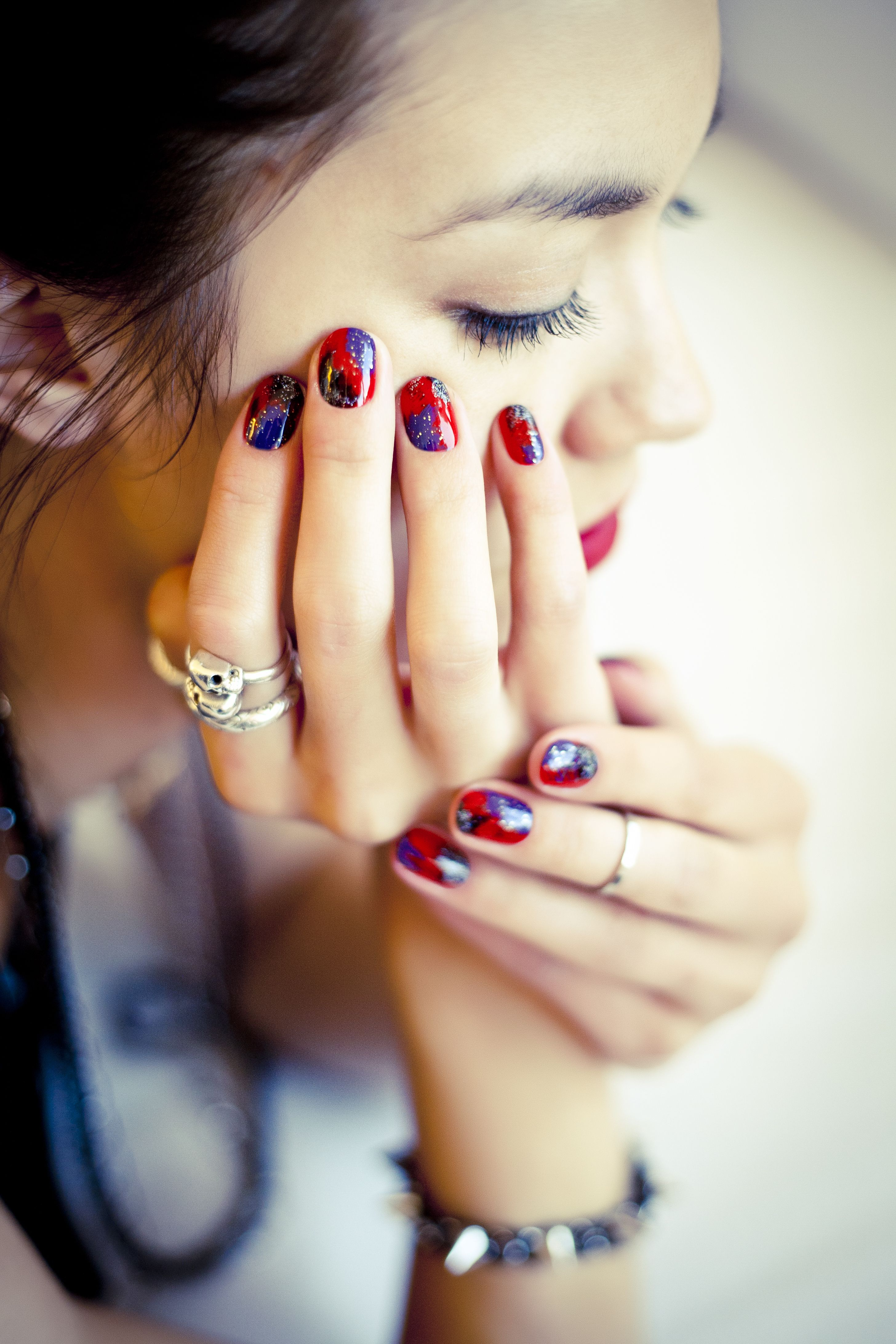 Butter London Nail Polish photographed by Christina Belle in Los ...
